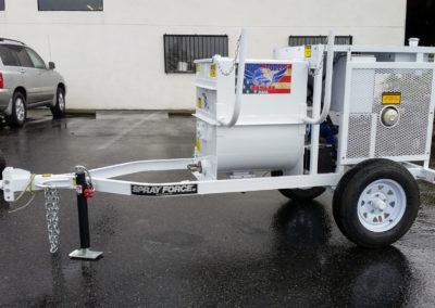 plaster pump mixer