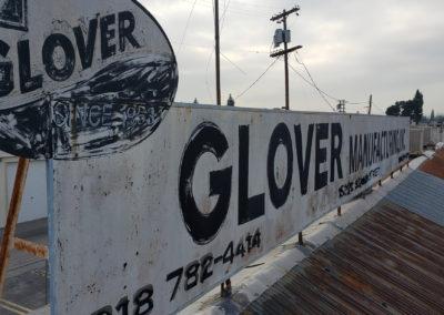j glover