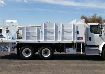 excalibur hydra pool truck