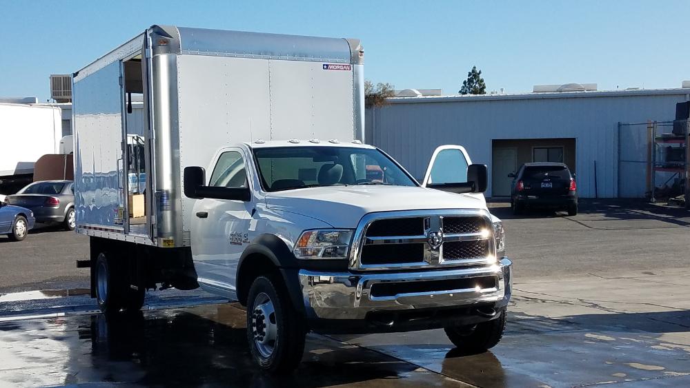 drywall truck
